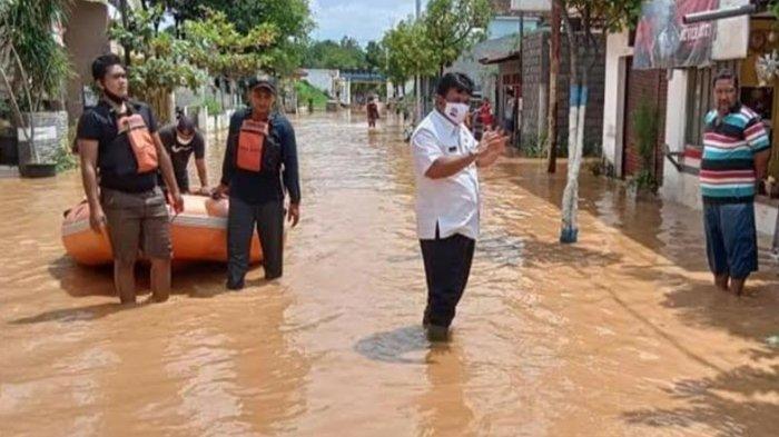 Musim Hujan di Nganjuk Diperkirakan Berlangsung Oktober, Warga Diimbau Mulai Bersihkan Saluran Air