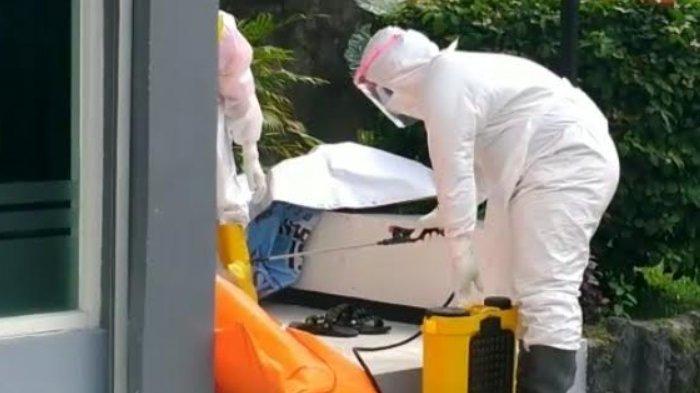 Penjaga BPR di Kota Kediri Ditemukan Meninggal di Teras BPR, Ditemukan Pertama Kali Oleh Istrinya