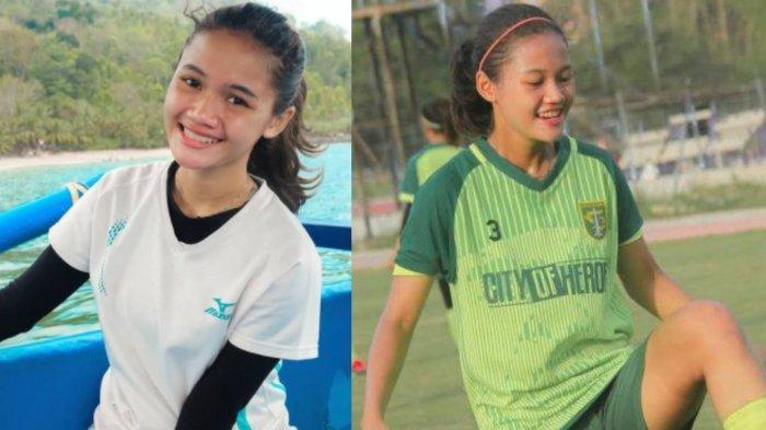 Profil Fara Nindiya Wardani, Pesepak Bola Cantik dan Berprestasi Asal Desa Buluagung Trenggalek