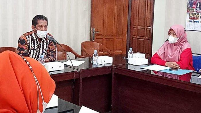 Tingkatkan Kapasitas Pemerintahan Kecamatan, Pemkab Nganjuk Sosialisasi Penilaian Sinergitas dan EKK