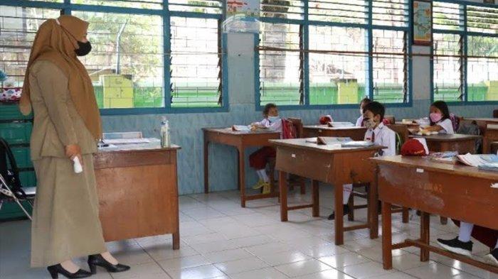Pembelajaran Tatap Muka Mulai Digelar di Kota Kediri, Wali Kota Ingakan Lagi Soal Prokes