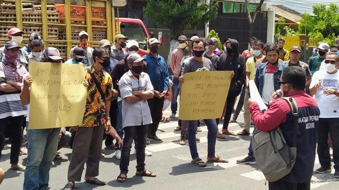 DPRD Kabupaten Kediri Janji Perjuangkan Kesejahteraan Masyarakat Lereng Wilis Petungroto Mojo Kediri