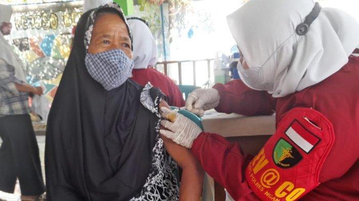 Lansia dan Pelajar Jadi Sasaran Percepatan Vaksin Covid-19 di Kabupaten Nganjuk