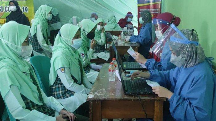 Vaksinasi Dosis Pertama dan Kedua di Jatim Telah Mencapai 18 Juta Dosis