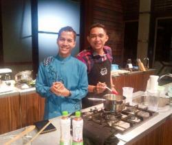 Agus Masak dengan Chef Brian dan Vera