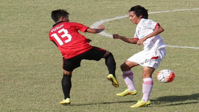 Bowo Siap Tempur Bersama Martapura FC