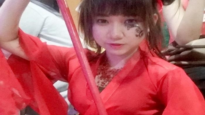 Kegemaran Main Games Bawa Agustina Raih Juara II Dance Game Danzbase