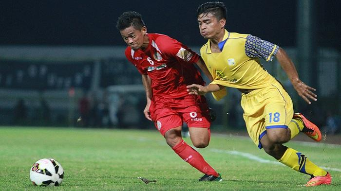 Gol ke Gawang PS Mojokerto Putra Jadi Motivasi Ana Supriatna