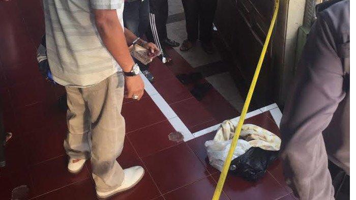 Pembuang Mayat Bayi di Masjid Tinggalkan Pesan