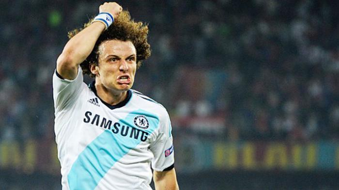 David Luiz Rupanya Sudah Kerasan di Paris Saint Germain