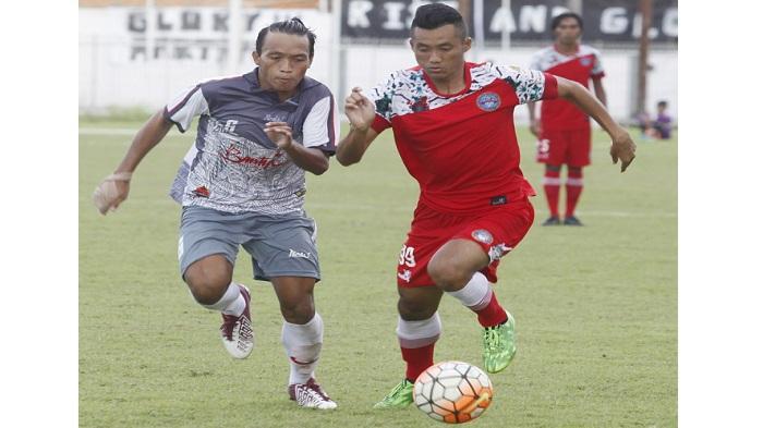 Dani Namangge Siap Bertarung Membela Martapura FC di Madiun