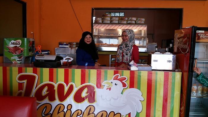Java Chicken Sajikan Menu Sehat Bergizi