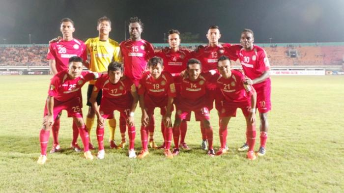Jersey Martapura FC Diluncurkan Rabu