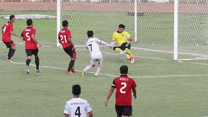 5 Gol Tanpa Balas Angkat Martapura FC di Posisi Ketiga Klasemen