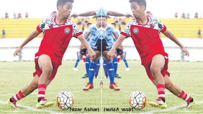 Nizar Ashari Sedih Harus Absen Saat Martapura FC Melawan Persiba Bantul