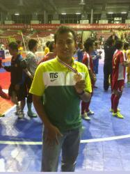 Futsal Academy Turunkan Dua Tim