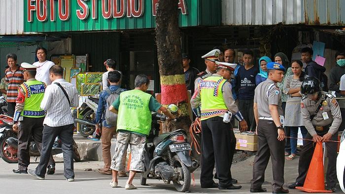Pengelola Parkir Mengaku Bayar ke Dishub Kota Banjarmasin Rp 40 Ribu Per Hari