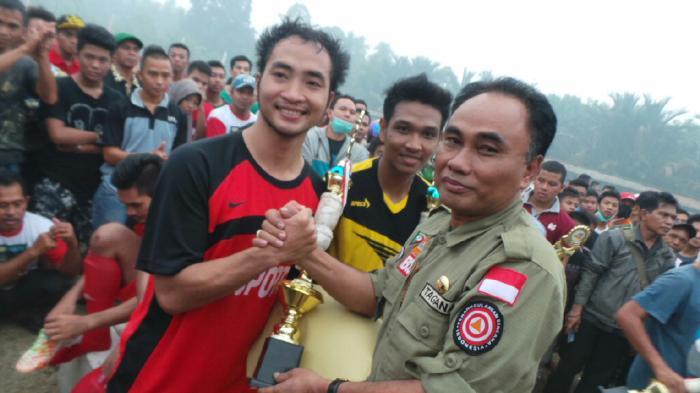 Erwin Diusir, Panjalu Runner-up