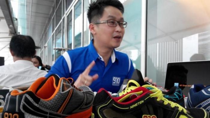 Nine Ten Sepatu Lari yang Canggih dan Tidak Mahal