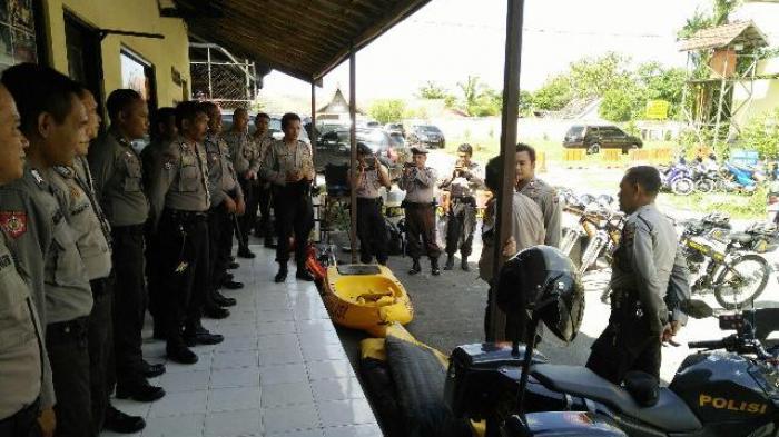 Ada Apa Ya? Ditsabhara Polda Kalsel Datangi Polres Banjarbaru