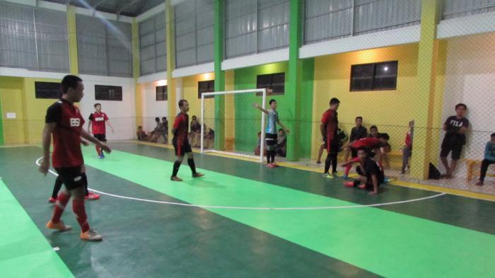 Pendaftaran Futsal MIPA Diperpanjang