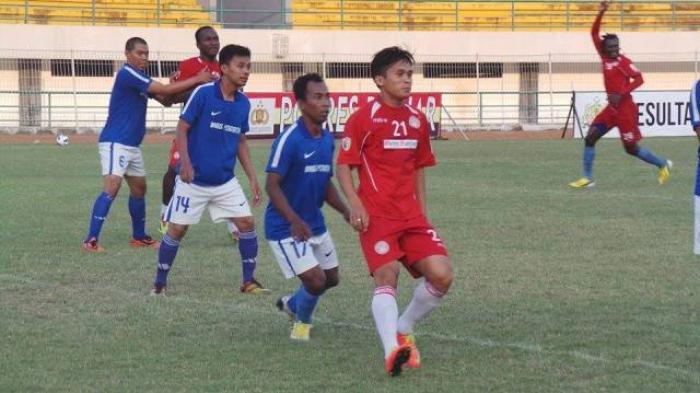 Wahono Bobol Gawang MFC