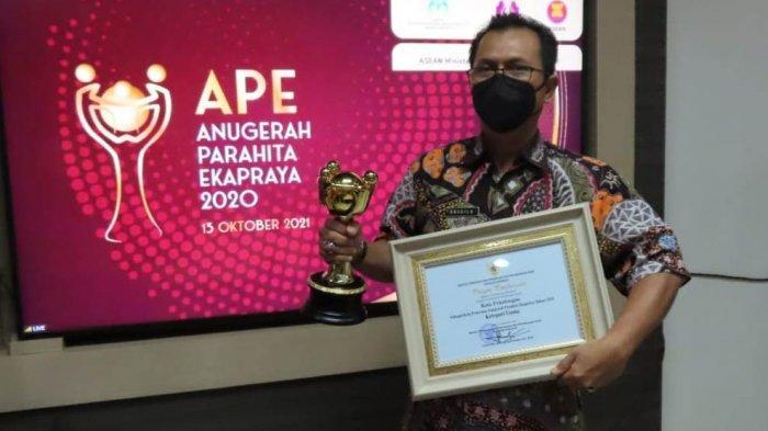 Kota Pekalongan Raih Penghargaan APE Kategori Utama, Dinilai Sukses Wujudkan Kesetaraan Gender