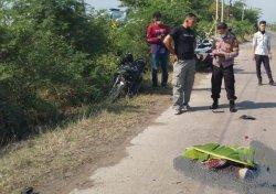 Kecelakaan Warga Batang Meninggal Dunia Usai Tabrak Kerbau di Kaliwungu Kendal