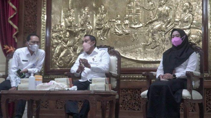 Anugerah Parahita Ekapraya Kategori Madya Diberikan kepada Pemkab Pati