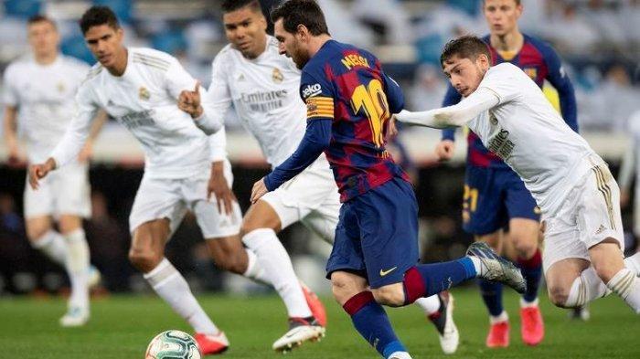 European Super League Sisakan Barcelona dan Real Madrid, Koeman Kritik Keras UEFA soal Ini