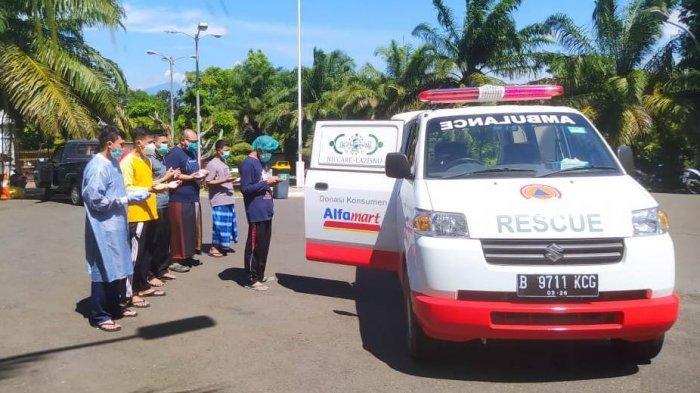 Ambulans Gratis Alfamart untuk Pasien Covid-19 di Semarang, Catat Call Center Layanan Ini