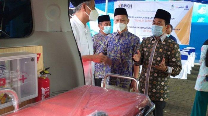 DPR RI Minta Pemerintah Siapkan Vaksin Covid-19 untuk Calon Jemaah Haji