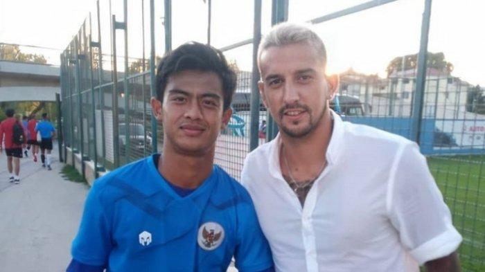 Punya Kans Bermain di Eropa Pemain PSIS Pratama Arhan Tolak Tanggapi Rumor Incaran Klub Korsel