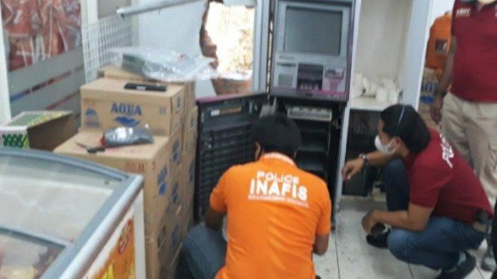 Pembobol ATM Bank Jateng di Gunungpati Diduga Komplotan Lintas Kota, Polisi Sebutkan Indikasinya