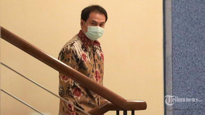Politikus Golkar Azis Syamsudin Dijemput Paksa KPK, Tersangka Suap DAK Lampung Tengah