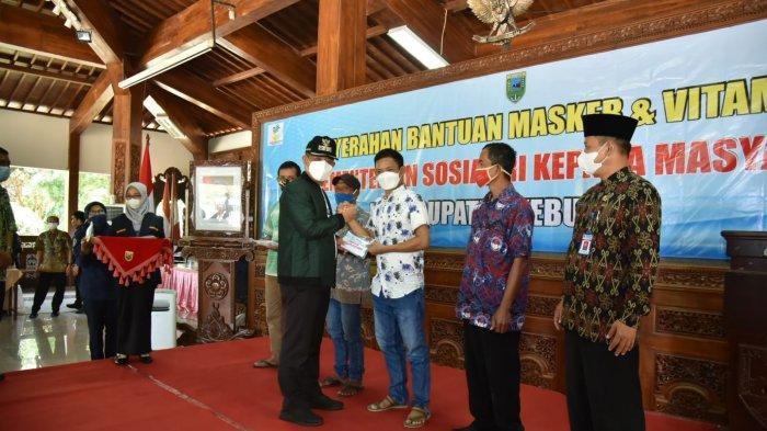 Pemkab Kebumen Terima 1220 Paket Bantuan Kesehatan dari Kementerian Sosial