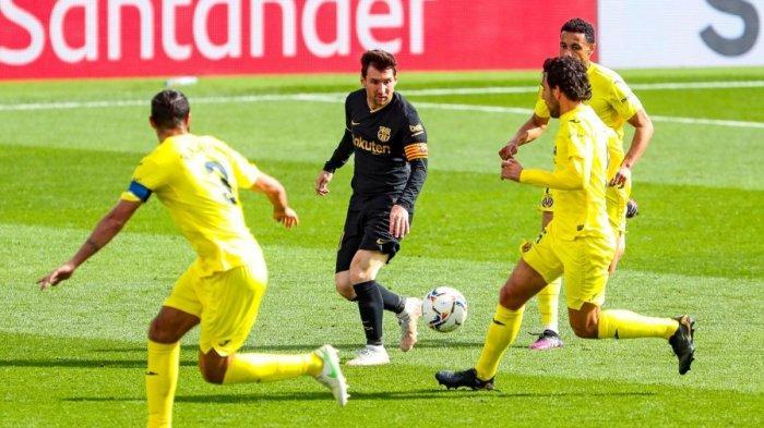Hasil dan Klasemen Liga Spanyol - Barcelona Retas Peluang Juara, Atletico Terpeleset, Madrid Seret