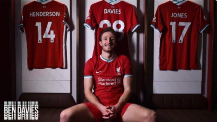 Liverpool vs Man City: Potensi Ozak Kabak dan Ben Davies Jalani Debut, Begini Kata Juergen Klopp