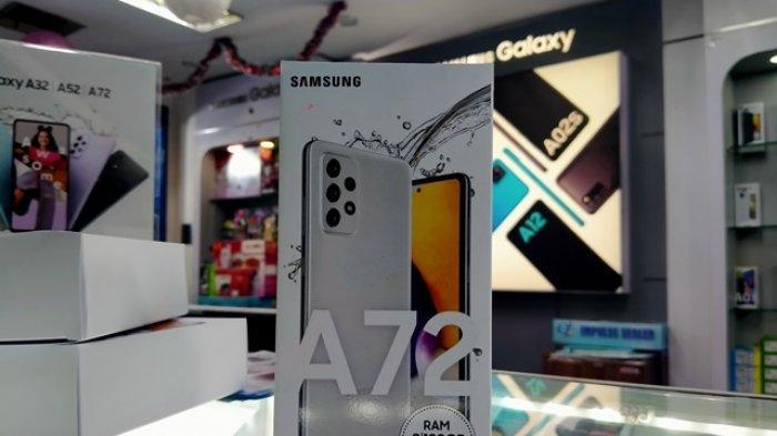 Berikut Ini Harga dan Spesifikasi Samsung Galaxy A72