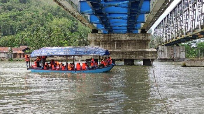 Wisata Tambaknegara Banyumas Tawarkan Wisata Susur Sungai, Banana Boat hingga Jet Ski