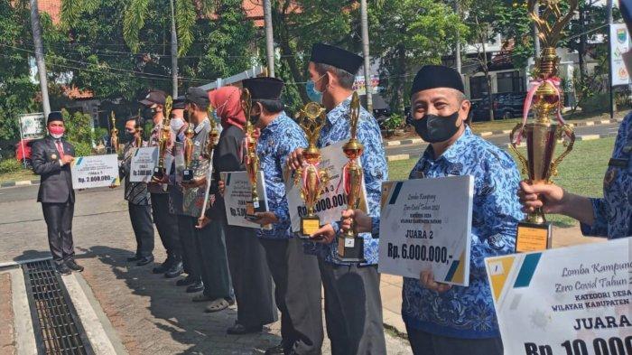Bupati Batang Wihaji Sebut Wilayah Zero Covid-19 Tergantung Kekuatan Pengurus RT