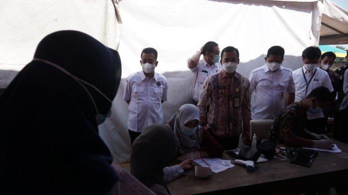 OJK Siapkan Tiga Ribu Dosis di Vaksinasi Massal Kabupaten Batang