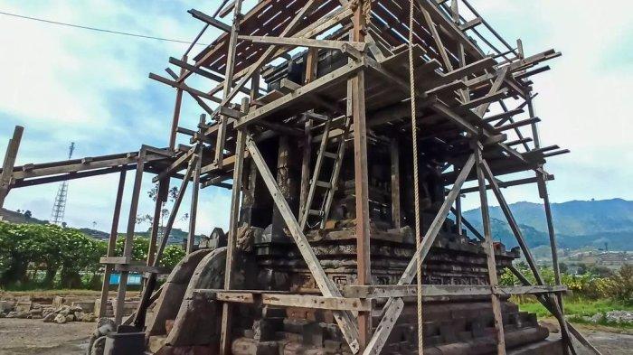 Restorasi Candi Setyaki Dieng Hampir Selesai, Bisa Jadi Magnet Baru Wisatawan