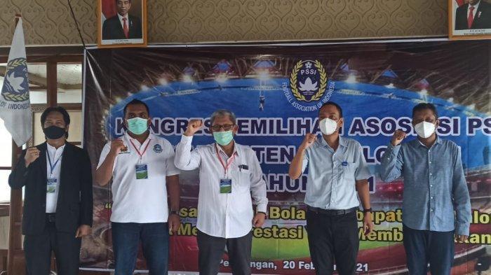 Aklamasi, Candra Saputra Terpilih Jadi Ketua PSSI Kabupaten Pekalongan Periode 2021-2025