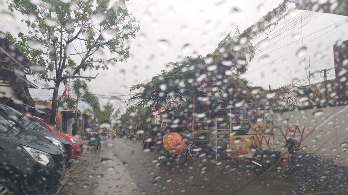 PrakiraanCuacaBMKG Wilayah Tegal RayaSenin20 September 2021, Waspadai Hujan pada Waktu Ini