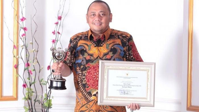 Kota Tegal Raih Penghargaan Anugerah Parahita Ekapraya Kategori Madya, Ini Kata Dedy Yon