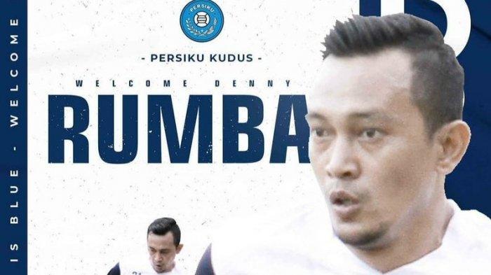 Vakum 4 Tahun Urus Bisnis, Mantan Pemain PSIS Semarang Turun Gunung Gabung Persiku Kudus