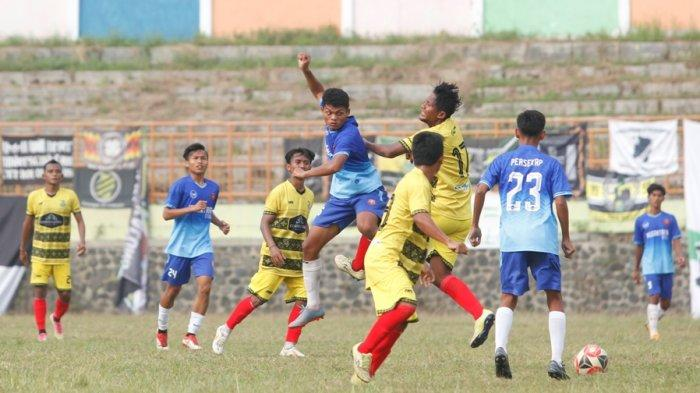 Derby Megono, Persip Pekalongan vs Persekap Kabupaten Pekalongan Berakhir Imbang 1-1