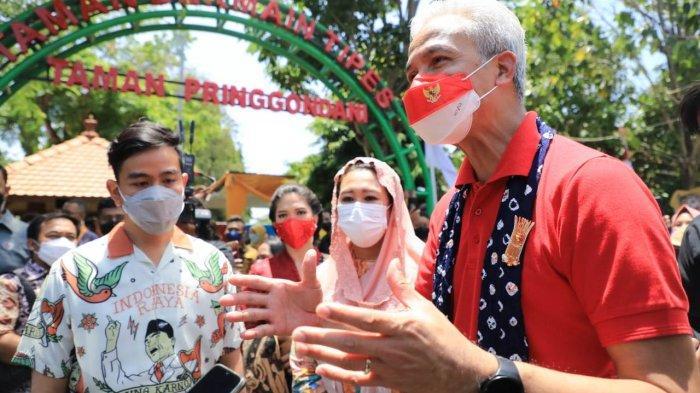 Ganjar Luncurkan Desa Damai di Solo bareng Yenny Wahid dan Gibran: Warga Rukun, Pembangunan Gampang