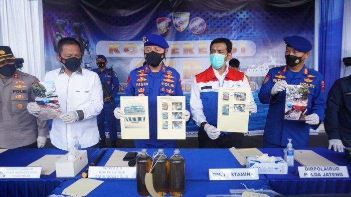 Pertamina Apresiasi Polisi Perairan Ungkap Penyalahgunaan BBM Bersubsidi di Jawa Tengah
